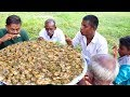 Pepper Chicken   Cooking and Eating   Village Style Chettinad pepper chicken Recipe   Village food