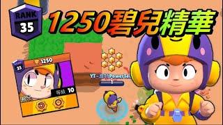 【荒野亂鬥】1250碧兒精華 / Rank 35 Bea in lone star