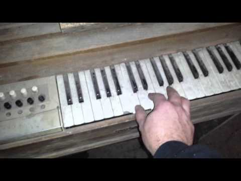 Goodbye old reed organ