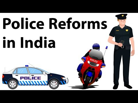 Can police reform itself in India without political help? Police reforms explained