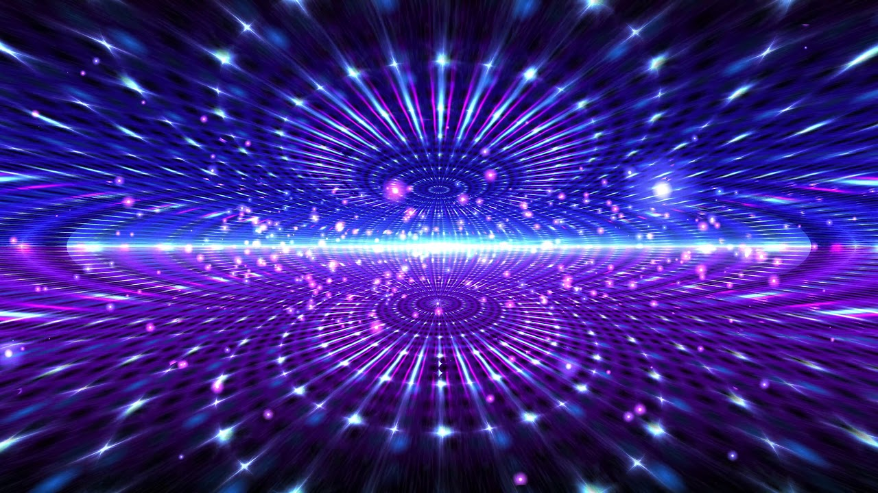 4K Sparkling Round Space Stage  Motion Background AAVFX Live Wallpaper  YouTube