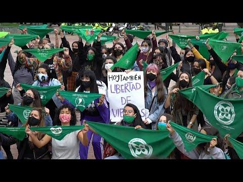 euronews (en español): Por un aborto legal, seguro y gratuito