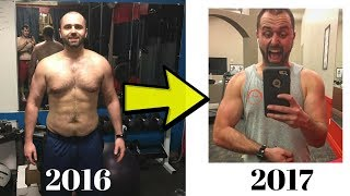 What Really Caused Me To Lose 30 Pounds In 2017 ( Deep Thoughts )