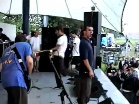 Snapcase Warp Tour 1997 Buffalo mp3