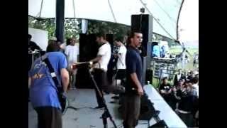 Snapcase Warp Tour 1997 Buffalo