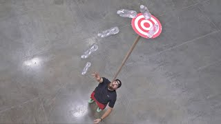 Water Bottle Flip 2 | Dude Perfect thumbnail