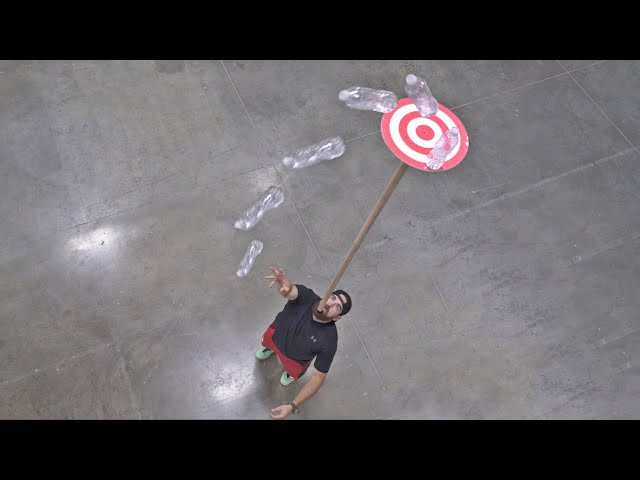 Water Bottle Flip 2 | Dude Perfect