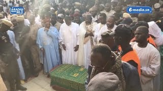 iRADIO: L'enterrement de Sidy Lamine  à Leona NIASSENE