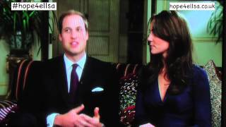 The banned Kate and William interview - what they didn't want you to see!
