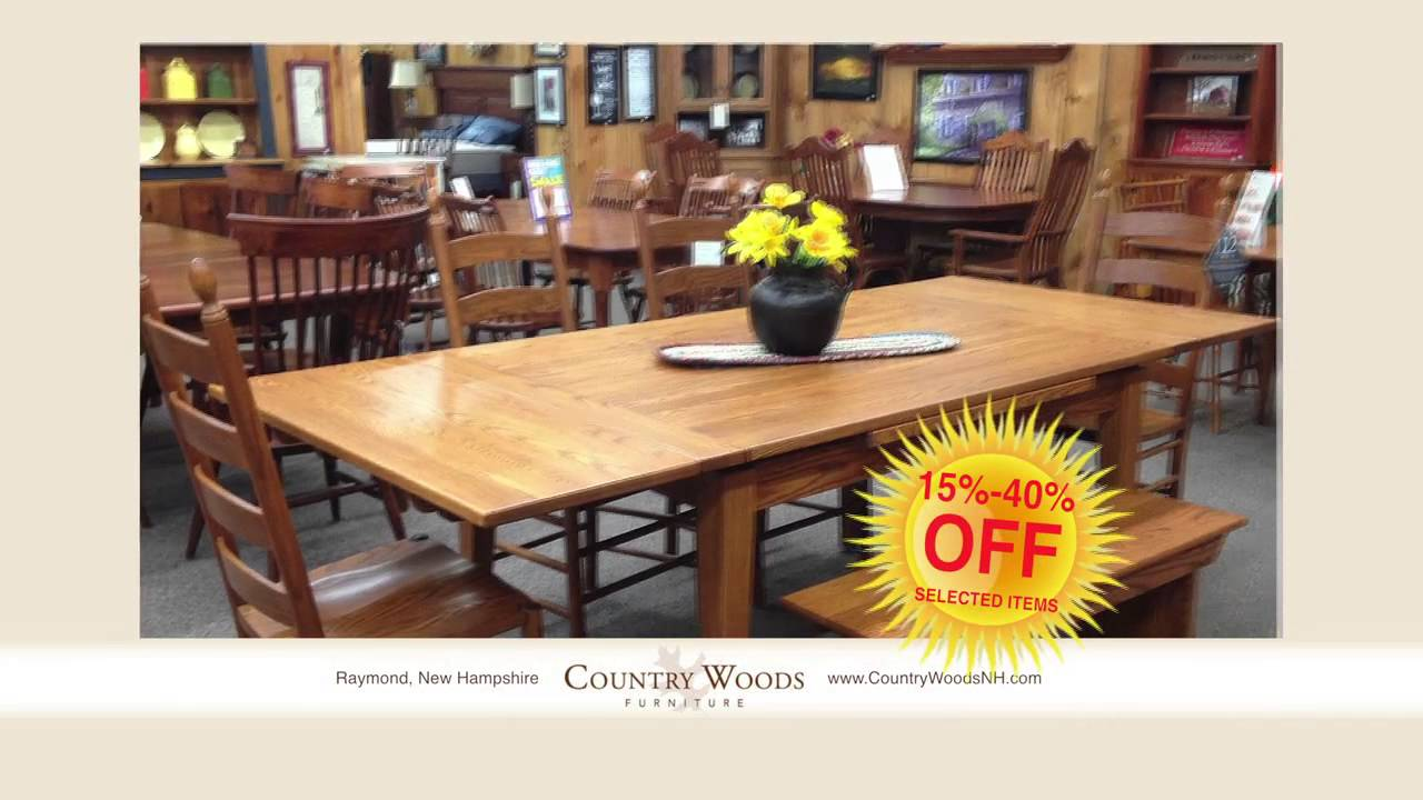 Attrayant Country Woods Furniture
