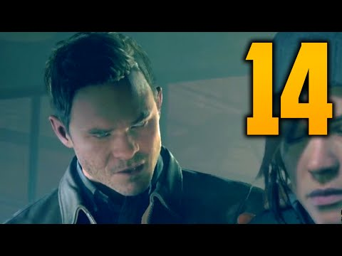 "Quantum Break Gameplay Walkthrough - Part 14 ""SECURE THE COUNTERMEASURE"" (Let's Play, Playthrough)"