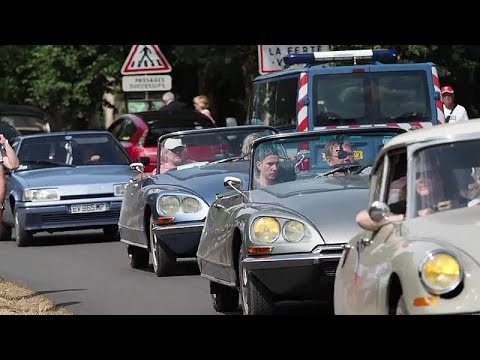 euronews (in English): Citroen celebrates 100 years