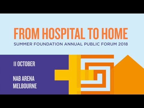 Annual Public Forum 2018 – From Hospital To Home