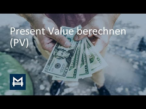 Aktienbewertung | Present Value (PV) | Barwert berechnen | Deutsch | Corporate Finance 101