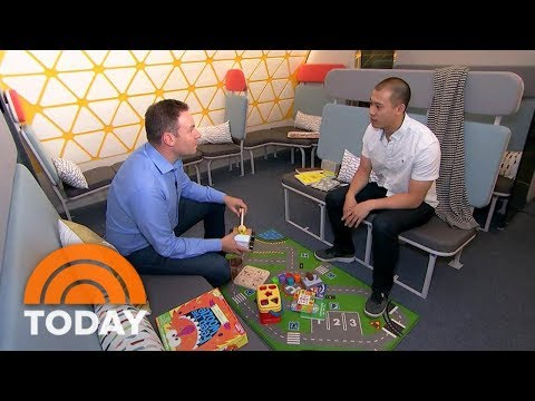 The Future Of Flying: Playrooms, Dining Areas, And Beds At Coach Prices | TODAY