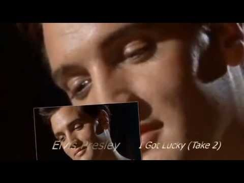 Elvis Presley - I Got Lucky ( take 2 )
