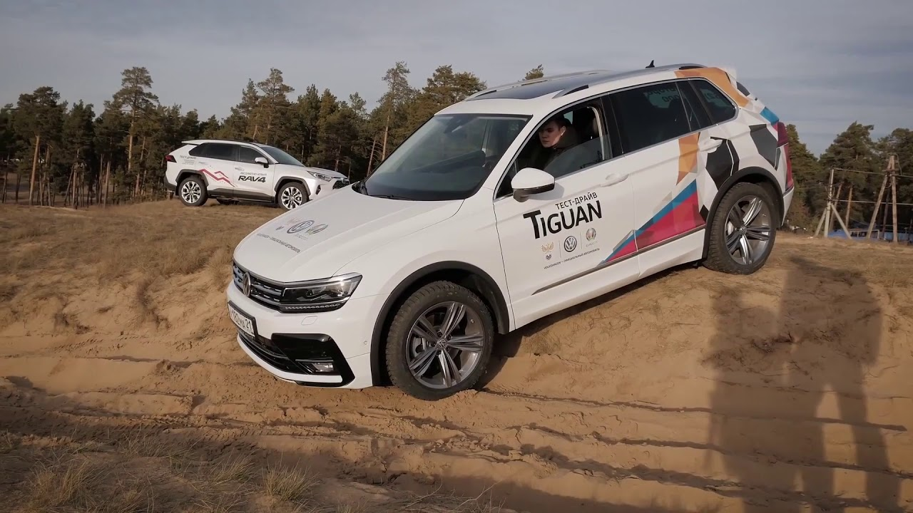 Which crossover is better on off road ? Toyota Rav4 VW ...