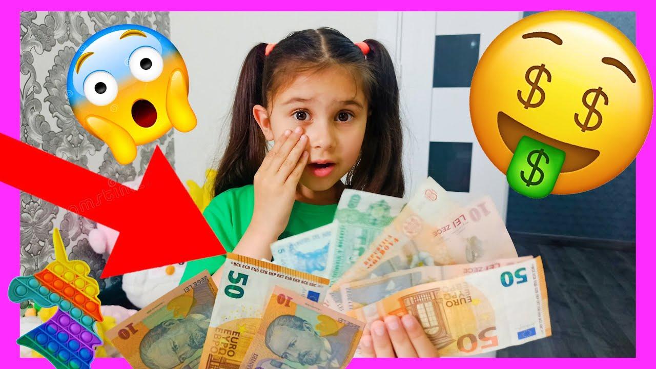 Cum să faci bani când ești copil? Tutorial TOP 5 idei. Educția financiară la copii Ciao PatriciaVlog