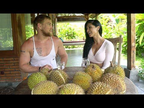 10 ДУРИАНов ЗА РАЗ. CheatMeal Challenge 2. 10 Durian\'s.