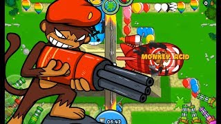 AMAZING DARTLING PLAYS! - Bloons TD Battles
