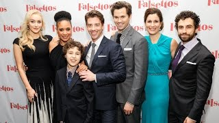 #BuzzNow: FALSETTOS Opening Night with Christian Borle, Andrew Rannells & More