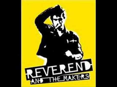 Reverend and the Makers ~ Heavyweight champion of the world