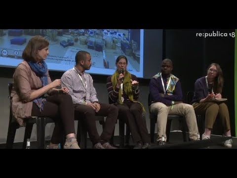 re:publica 2018 – Hacking the Ivory Tower: Towards Lab Equip