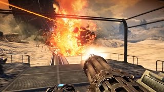 Bulletstorm: Full Clip Edition - Overkill Mode as Duke - [Act 1] - [Xbox One] - [No Commentary]