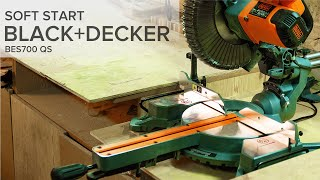 📌 How To install soft start module miter saw BLACK+DECKER BES700 QS screenshot 5