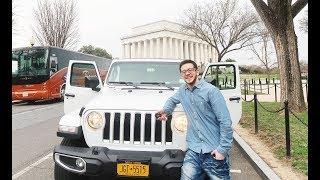 سيارة جديدة+ولاية امريكية جديدة الجزء الثاني!!!