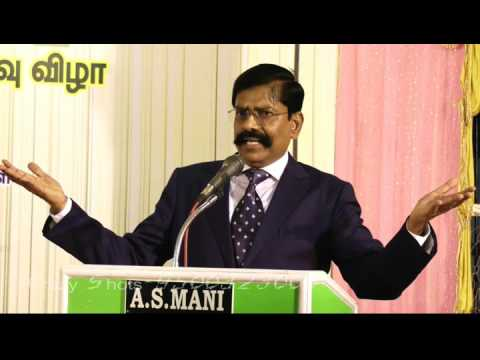 Motivational talk for the students and their parents by Amoorthy IPS