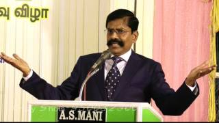 Motivational talk for the students and their parents by A.kaliyamoorthy IPS