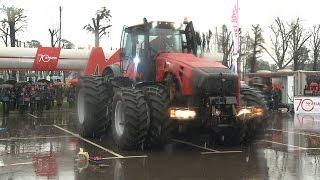 Самый  мощный трактор \Беларус-4522\ и новый мировой рекорд