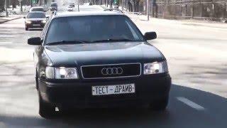 рассказ Audi 100 C4 Avant(СУПРОТЕК Генеральный партнер