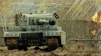 White Tiger - Die grosse Panzerschlacht   Deutscher Trailer