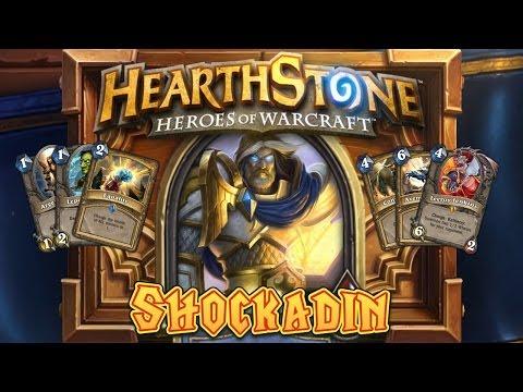 Hearthstone Deck Spotlight: Shockadin