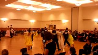 Tango at Binghamton Dance Revolution Ballroom Competition 2013