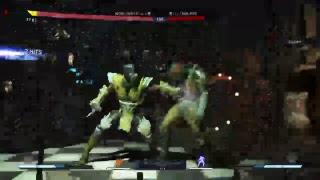 Injustice 2 turtle Time Multiverse