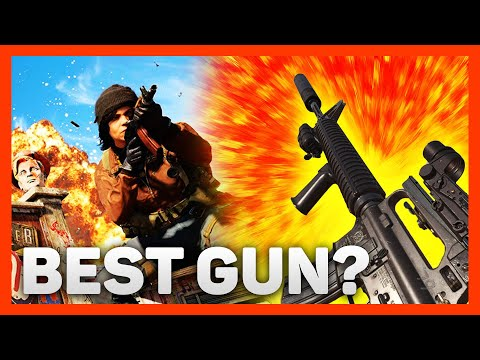 M16 THE BEST ASSAULT RIFLE IN COLD WAR? | CALL OF DUTY