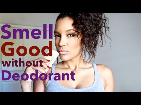 How to Smell Good All Day (without Deodorant)