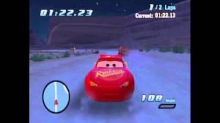 Cars Mater's Backwards Lesson
