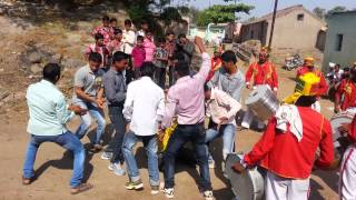 Wedding funny dance in Maharashtra