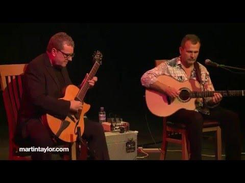 Martin Taylor & Martin Simpson Guitar Duo live shows