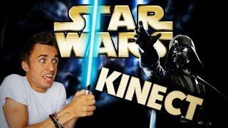 JE SUIS UN JEDI ! - Star Wars Kinect