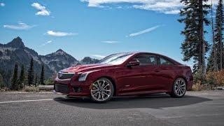 Cadillac ATS-V Coupe 2016 Videos
