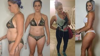 How I Lost Weight ♡ Weight Loss/Healthy Living ♡ Before & Afters -