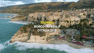 Tropea, borgo più bello d'Italia 2021