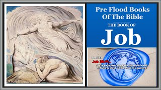 The Book Of Job - Plus... What Holds Up The Earth? What Does It Rest Upon? Flat Earth