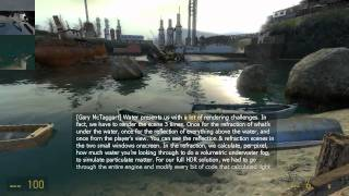 Half-Life 2 Lost Coast HDR Comments from the creators HD 720p