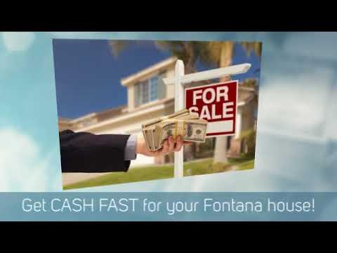 Sell My Fontana House Fast  | 714-637-4483  | We Buy Fontana Houses